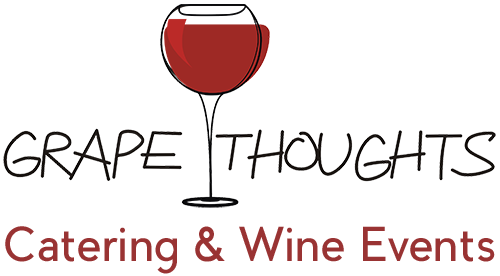 Grape Thoughts Catering and Wine Events Logo